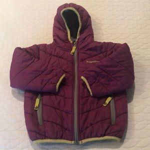 RuggedBear Purple Puffy Coat
